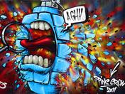St Neots Graffiti