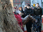 33rd Straw Bear Whittlesey