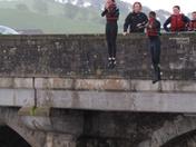 Bideford long bridge jumpers