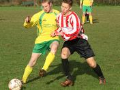 Lympstone v Offwell football