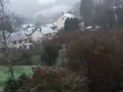 Brayford snowfall!