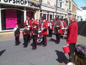 Barnstaple Town Youth Marching Band