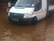 EXMOUTH FLOOD !