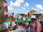 Appledore carnival floats