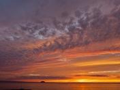 Turneresque Sunset over Weston