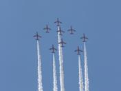 Weston super Mare air show 2015