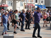 Square Line Dancing.