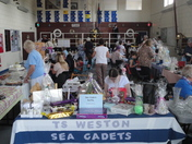 Sea Cadets Summer Fete.