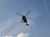 Great Western Air Ambulance Called In.
