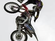 Pro Nationals Bike Stunts