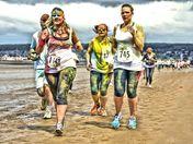 Weston's  First Colour Run