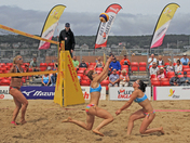 Volleyball England Beach Tour