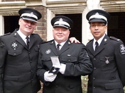 Havering ST John Ambulance Members Recieve Prestigious Awards