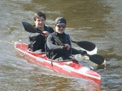 EASTBROOK COMPREHENSIVE SCHOOL STUDENTS COMPLETE THE WATERSIDE SERIES