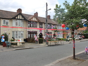 Flora Garden's Queen's Diamond Jubilee Street Party!