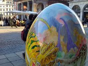 Giant Egg Hunt London 2012 - EGGCELLENT IDEA!