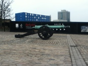 Cannon at Greenwich