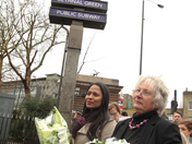 69th Bethnal Green shelter disaster memorial service