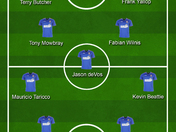 Ipswich Town Managers Team