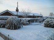 MY WINTER HOUSE..(Jan.2013)