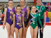 Eastern Counties Acrobatic Gymnastics Regional Championships