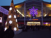 NORWICH - CHRISTMAS LIGHTS IN CHAPELFIELD