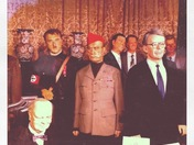 The funniest waxworks ever?