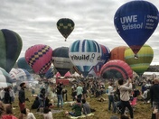 More Balloon fiesta pictures.