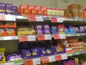 Forget Christmas - Easter Eggs are here!