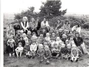 withycombe playschool outing on woodbury common