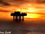 Sunrise at sizewell