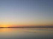 Sunset on Clevedon Pier