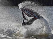 Jet Skier at Gt. Yarmouth Marine Festival