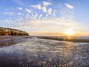Sunset at Old Hunstanton, Norfolk