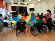 Newham Stroke Club physical activity