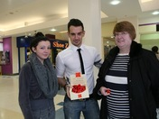 Valentines Day in Orpington Walnuts Centre