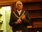 Mayor of Red bridge in Action