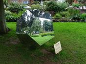 """Deflection"" in Manor Gardens"