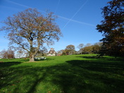 A sunny late autumn day at A La Ronde