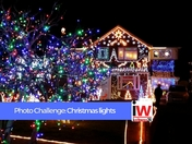 PHOTO CHALLENGE: Christmas Lights