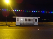 Exmouth sea-front shelter