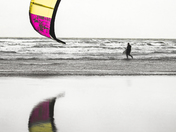 Westward Ho! kite surf