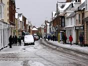 Budleigh High Street