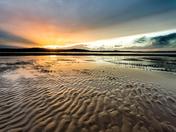 River Exe sunset