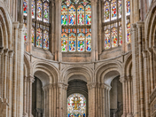 Norwich Cathedral East window