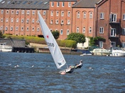 Sailing Oulton Broads