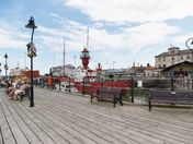 HARWICH HARBOUR today