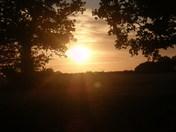 Summer evenings...