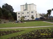 Exmouth Pavilion and gardens as it was back in 2010.