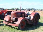 Vintage things with wheels